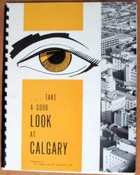 Take a Good Look at Calgary