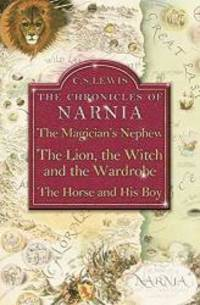"""image of The Magician's Nephew: WITH """"The Lion, the Witch and the Wardrobe"""" AND """"The Horse and His Boy"""" (The Chronicles of Narnia)"""