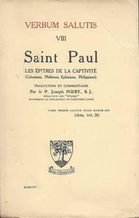 Verbum Salutis VIII - Les épitres de la captivité (Colossiens, Philémon,...