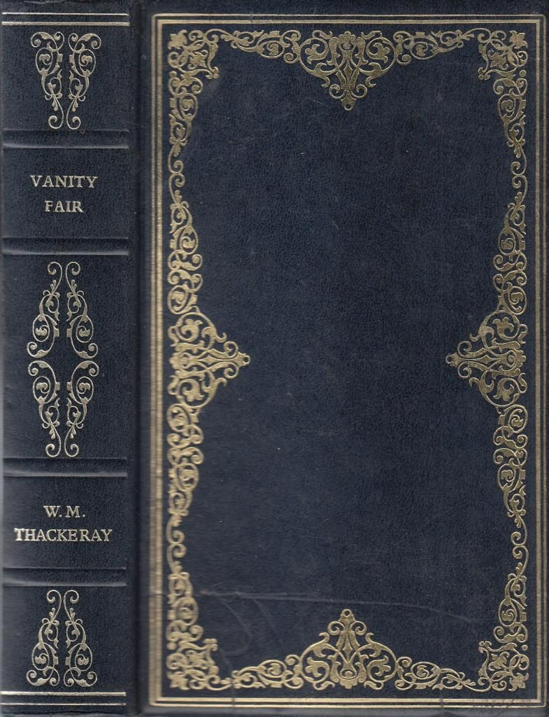 vanity fair william makepeace thackeray essay William thackeray: 'vanity fair found whose war and peace was influenced by vanity fair, thackeray was some other thackeray titles: the yellowplush papers.