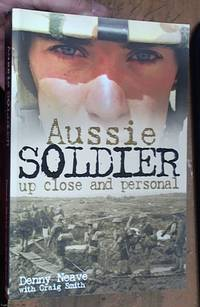 image of Aussie Soldier Up Close and Personal