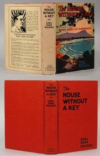 1933. BIGGERS, Earl Derr. THE HOUSE WITHOUT A KEY. Author of Seven Keys to Baldpate, etc...New York:...