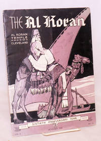 The Al Koran: vol. 2, no. 12, November, Sixtieth anniversary year, 1976 - 1936
