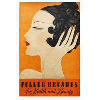 Fuller Brushes for Health and Beauty; [Cover Title: Your Fuller Brush Man Presents A New Manual of Beauty Care and Home Cleaning.]