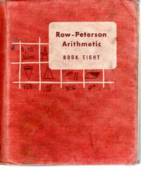 image of Row-peterson Arithmetic Book Eight