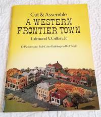 image of A WESTERN FRONTIER TOWN - CUT_ASSEMBLE.
