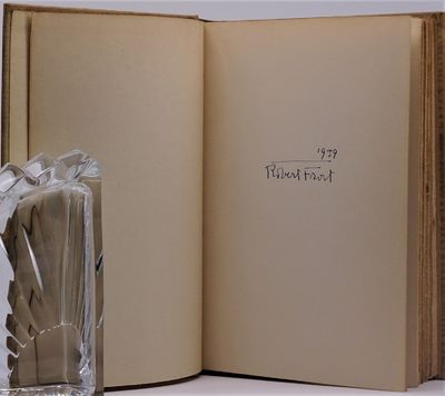 New York: Henry Holt and Company, 1939. Stated First Printing, SIGNED AND DATED BY AUTHOR in year of...
