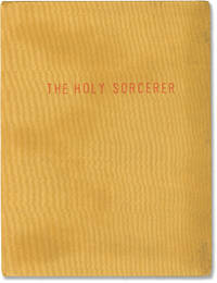 image of The Holy Sorcerer (Original treatment script for an unproduced film)