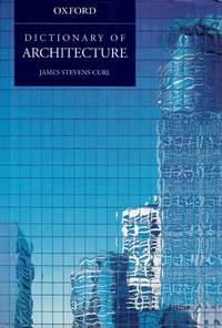 image of Dictionary of Architecture