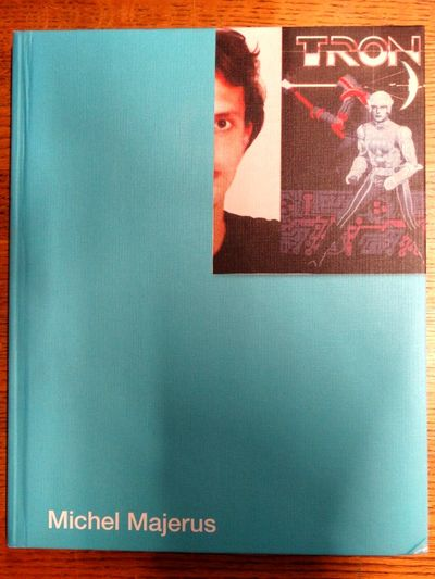 New York: Matthew Marks Gallery, 2014. Hardcover. VG. Bright green & color illus. cloth, 86 pp., pro...
