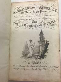 Almanach de la jeunesse en vers & en prose, orné de douze jolies gravures;