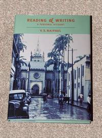 READING & WRITING: A PERSONAL ACCOUNT