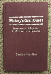 Malory's Grail Quest  Hardcover