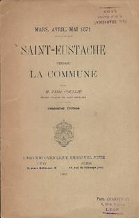 Saint-Eustache pendant la commune 5ème édition