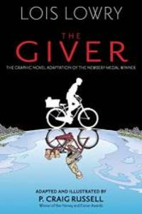 image of The Giver (Graphic Novel) (1) (Giver Quartet)