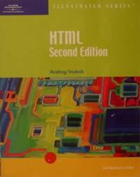 HTML- Illustrated Introductory, Second Edition