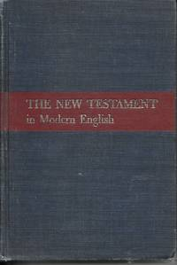 image of The New Testament in Modern English.
