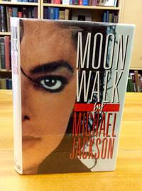 Moon Walk by Michael Jackson - Signed First Edition - pp. 283, b/w and colour photogra - from The Edmonton Book Store (SKU: 159030)