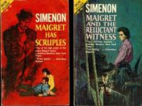 Maigret Has Scruples (Bound with Georges Simenon--Maigret and the Reluctant Witness.)
