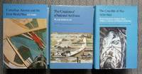 THE OFFICIAL HISTORY OF THE ROYAL CANADIAN AIR FORCE.  3 VOLUME SET.  VOLUME I. CANADIAN AIRMEN AND THE FIRST WORLD WAR.  VOLUME II. THE CREATION OF A NATIONAL AIR FORCE.  VOLUME III. THE CRUCIBLE OF WAR 1939-1945.