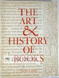 image of ART & HISTORY OF BOOKS. THE