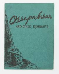 Oesapa-Besar and Other Remnants [cover title]