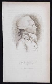 image of Robertspierre [Robespierre -- engraved print]