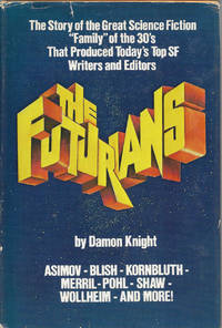 image of The Futurians: The Story of the Science Fiction