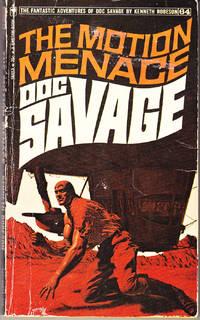 image of The Motion Menace: Doc Savage 64