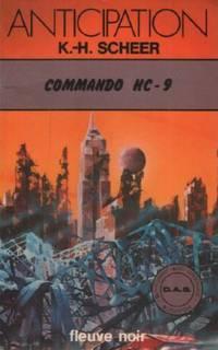 Commando HC-9 by Scheer - 1977 - from philippe arnaiz and Biblio.com