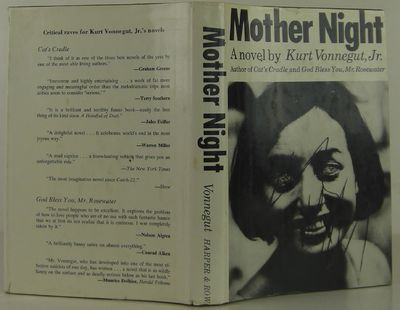 Harper & Row, 1966. 1st Edition. Hardcover. Fine/Near Fine. A fine copy in a near fine dust jacket. ...