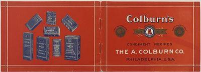 Philadelphia: The A. Colburn Co, 1900. Stiff wraps. Near fine. 4 3/16