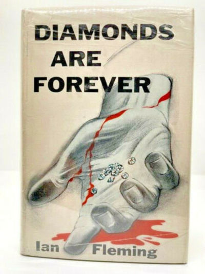 DIAMONDS ARE FOREVER 1ST AMERICAN IN...