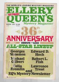 Ellery Queen's Mystery Magazine, No. 400, March 1977