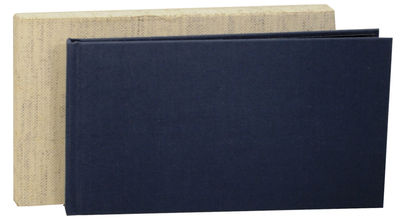 Tucson, AZ: Nazraeli Press, 2001. First edition. Oblong hardcover. Accordion style booklet that feat...