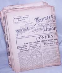 image of Farmers Equity Union News, 1937-1942, 47 issues Farmers be Wise--Organize!
