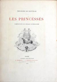 Les Princesses. Compositions de Georges Rochegrosse gravées à l'eau-forte par E. Decisy.