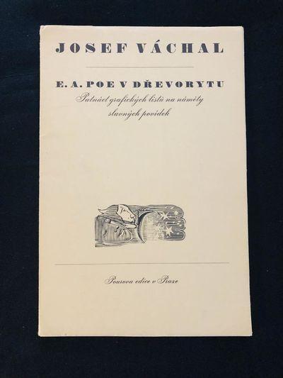 E.A. Poe v dr�evorytu; patna�ct...