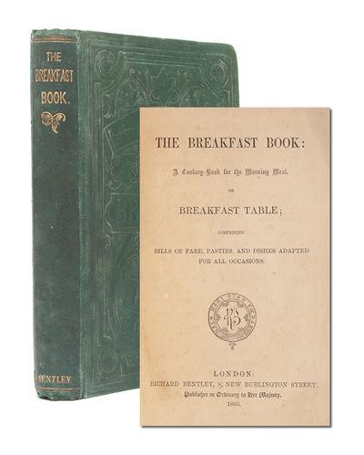 London: Richard Bentley, 1865. First edition. Near Fine. Original green publisher's cloth binding em...