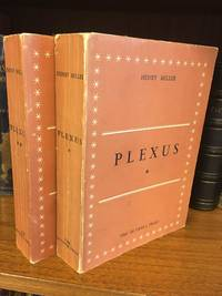 image of PLEXUS: THE ROSY CRUCIFIXION, BOOK TWO [TWO VOLUMES]