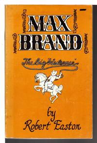 MAX BRAND: The Big Westerner.