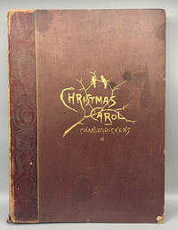image of A Christmas Carol in Prose Being A Ghost Story of Christmas (Limited Japanese Paper Edition) [Boston Artist]