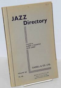 image of The directory; of recorded jazz and swing music (including gospel and blues records); volume six (Kirkeby - Longshaw)