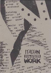 Italian Paperwork, U. S. A. - Italia, 1992
