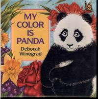 image of MY COLOR IS PANDA.