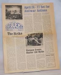 The student mobilizer, vol. 2, no. 2 (March 1 [1968])