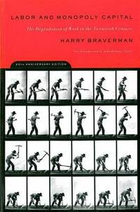 Labor and Monopoly Capitalism: The Degradation of Work in the Twentieth Century by Harry Braverman - Paperback - from The Saint Bookstore (SKU: A9780853459408)