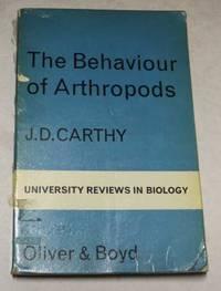 The Behaviour Of Arthropods