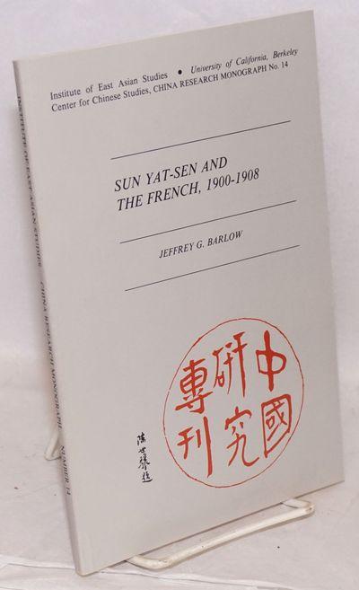 Berkeley: Center for Chinese Studies University of California, Berkeley, 1979. 93p., very good in wr...