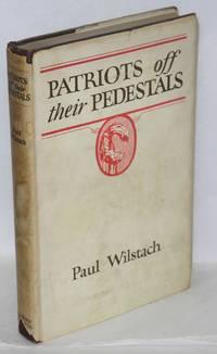 image of Patriots off their pedestals
